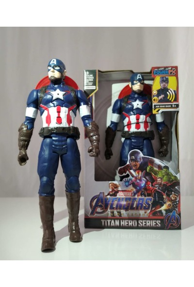 Avengers Avengers Captain America Titan