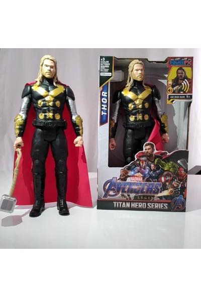 Avengers The Thor Sesli Figür Oyuncak 30 cm