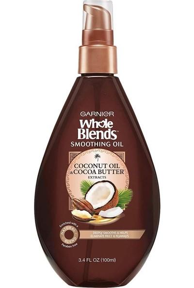 Garnier Coconut Oil & Cocoa Butter Saç Bakım Yağı 100 ml