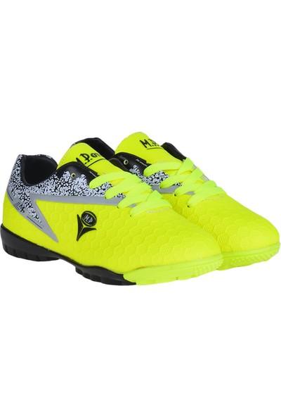 Mp 211-1804 Ft Sarı Çocuk Halısaha Çim Futbol Ayakkabı