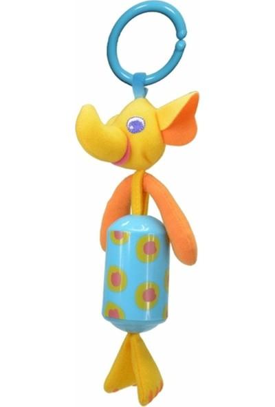 Sozzy Toys Çıngıraklı Salıncaklı Zürafam - SZY136