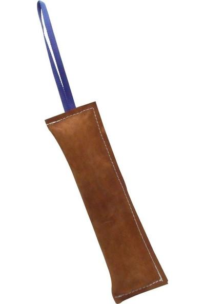 Mixpet Deri Köpek Isırma Eğitim Yastığı 24 cm