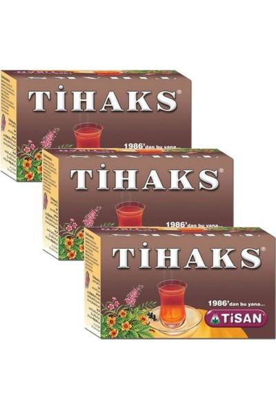 Tisan Tihaks Karışık Bitki Çayı 20 Süzen Poşet x 3