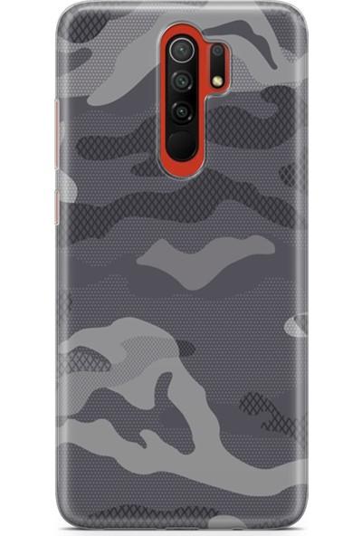Melefoni Xiaomi Poco M2 Için Kamuflaj Serisi Uv Baskılı Silikon Kılıf Elizabeth
