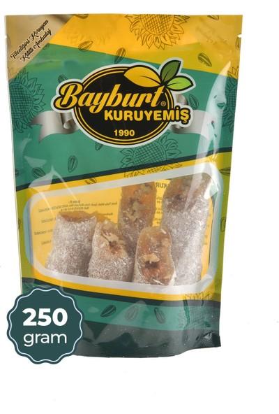 Bayburt Kuruyemiş Cevizli Batırma Lokum 250 gr