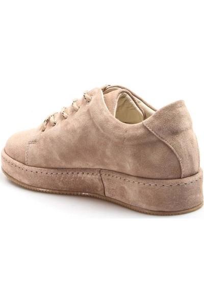 Fast Step Deri Kadın Casual Ayakkabı 009ZA1016