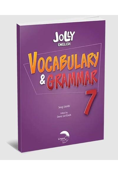 Lingus Education Group 7. Sınıf Ingilizce Vocabulary&grammar Jolly English Book