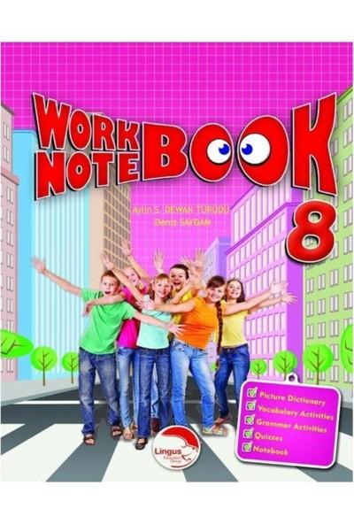 Lingus Education Group Ingilizce 8. Sınıf Work-Note Book Ders Kitabı