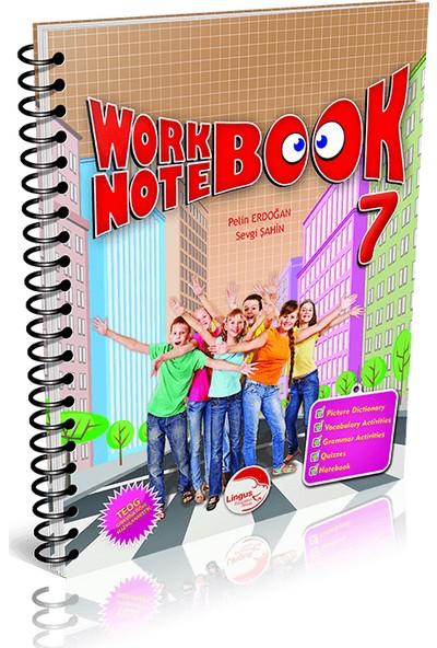 Lingus Education Group 7. Sınıf Ingilizce Work-Note Book