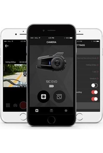 Sena 10C-EVO Kameralı Motosiklet Interkomu