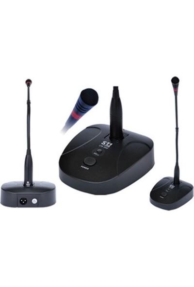 Stı Cr 702 Kürsü Mikrofonu