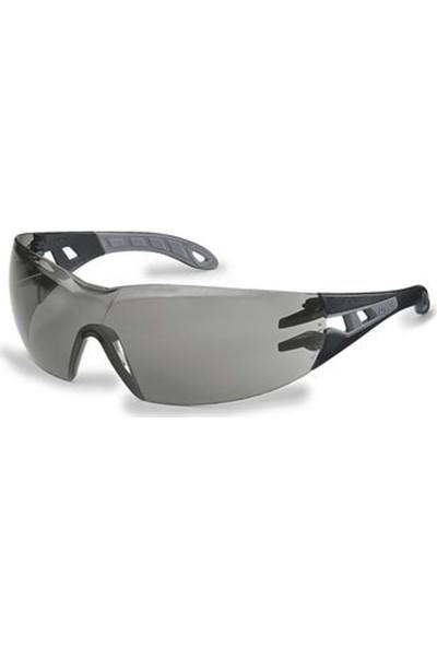 Uvex uvex Pheos 9192285 Füme Iş Güvenliği Gözlüğü