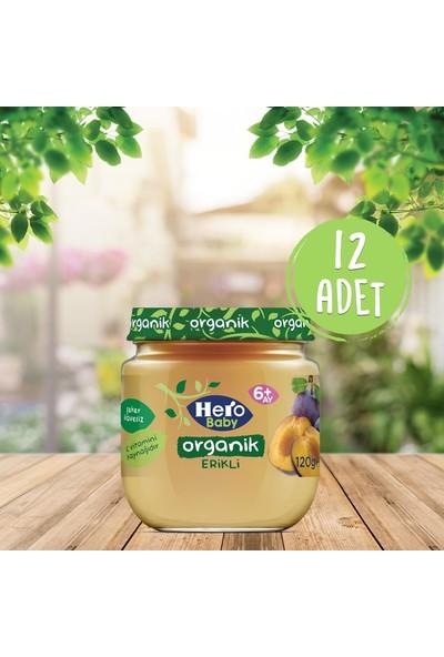 Hero Baby Erik Püreli Kavanoz Mama 120 gr 12 Adet
