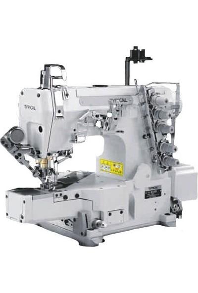 Typical GK-31600YD3-5L Direct Drive Elektronik Regüleli Reçme Makinesi