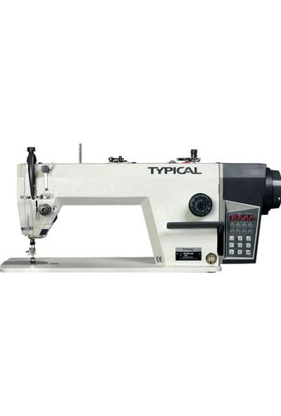 Typical GC-6910A-MD3T Elektronik Düz Dikiş Makinesi Direct Drive
