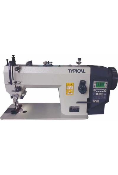 Typical Büyük Mekik Otomatik Deri Dikiş Makinesi GC0330AD3T2