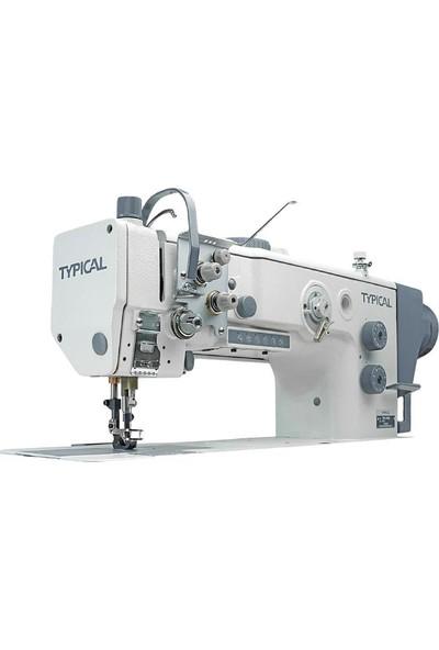 Typical TW1-999L14-D2T5 Direct Drive Çift Pabuç Elektronik Dikiş Makinesi