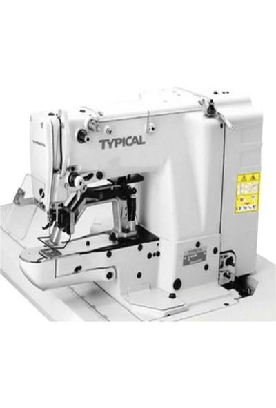 Typical GT-680-021 Punteriz Makinesi 42 Vuruş Orta ve Kalın