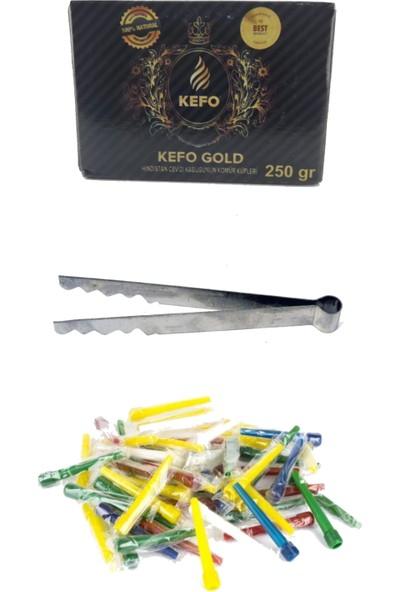 Kefo Gold Kömür 250GR+MAŞA+SIPSI