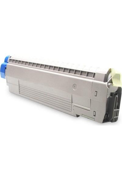 LaserJet C810 C830 Sarı Toner 44059117