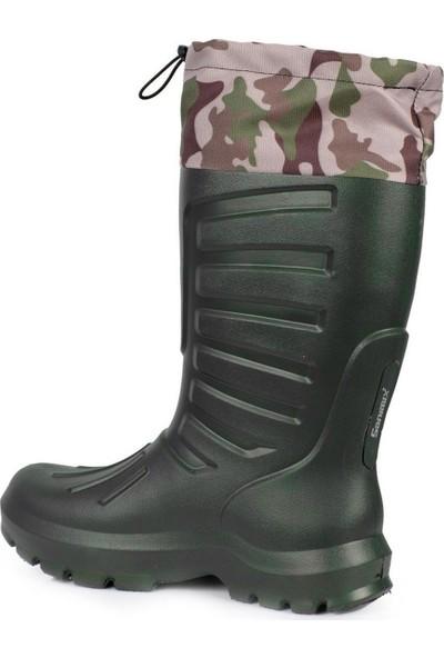 Sonimix Termal Eva Konçlu Çoraplı Kauçuk Çizme