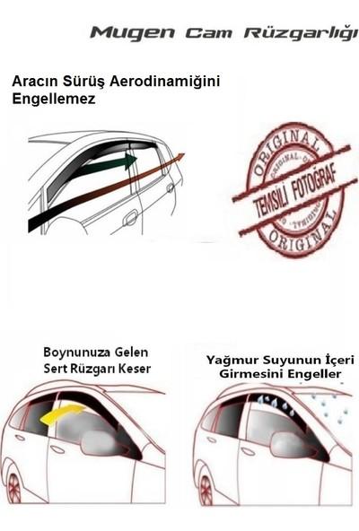 Boğaziçi Renault Symbol 2001-2008 Arası Cam Rüzgarlığı