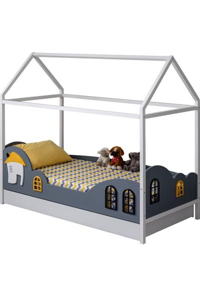 Setay Montessori Yatak, Dolce Montessori Yavrulu Karyola + 2 Adet Comfort Yatak