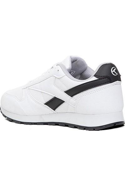 Keeway Unisex Beyaz Sneaker Spor Ayakkabı