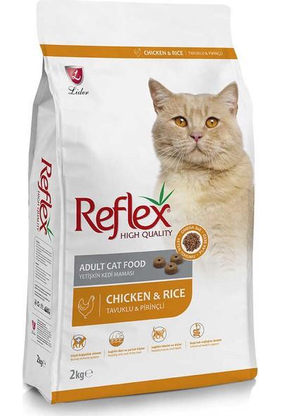Reflex Tavuk&pirinç Yetişkin Kedi Maması