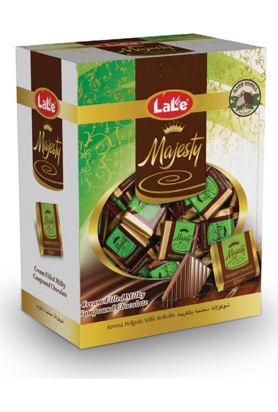Lale Majesty Yeşil Madlen Çikolata 500 gr