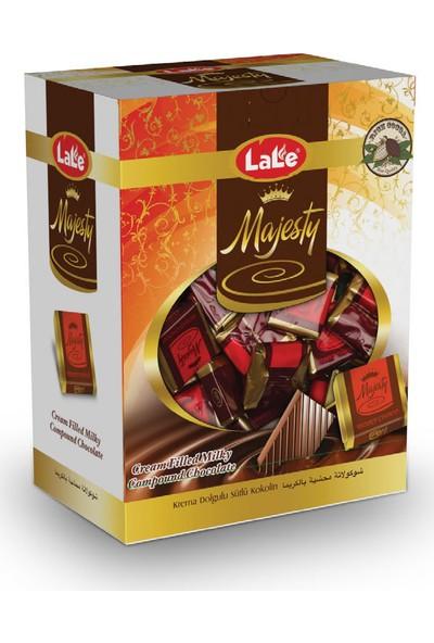 Lale Majesty Kırmızı Madlen Çikolata 500 gr