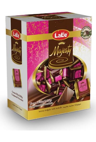 Lale Majesty Pembe Madlen Çikolata 1 kg