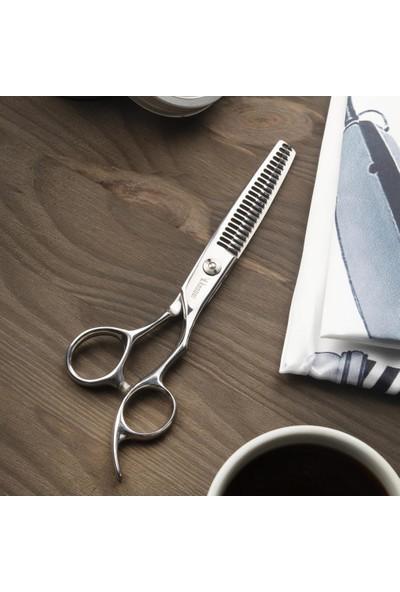 Kassai Paslanmaz Çelik Saç Kesim Ara Efile Seyreltme Makası KH623-NW
