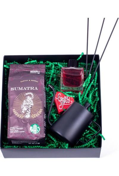 Starbucks Sumatra Filtre Kahve 250 gr + Ferrero Rocher Çikolata 200 gr