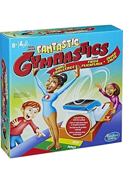 Hasbro Fantastik Jimnastik Atlayış Yarışması