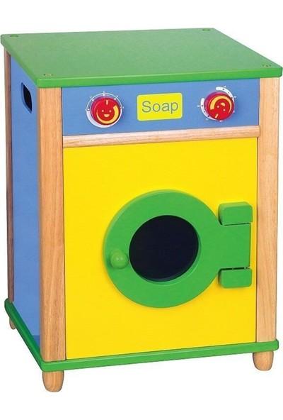Edu Toys Çamaşır Makinesi (Renkli)