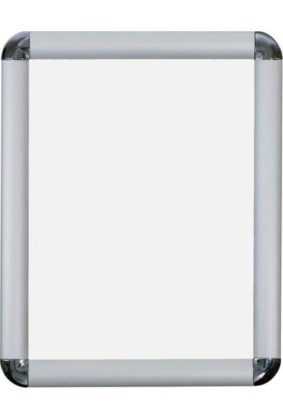 ÖzgürceSeç B3 Alüminyum Açılır Kapanır Rondo Çerçeve 35 x 50 cm 10 Adet