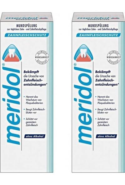 Meridol Ağız Bakım Suyu 400 ml 2 Kutu