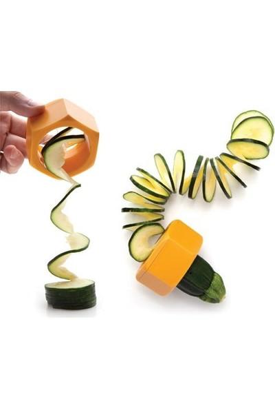 Cucumbo Spiral Salatalık Dilimleyici