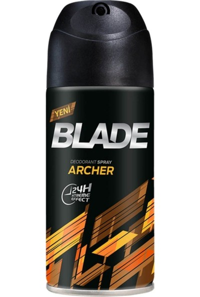 Blade Deo 150 ml Archer 2 Li Set