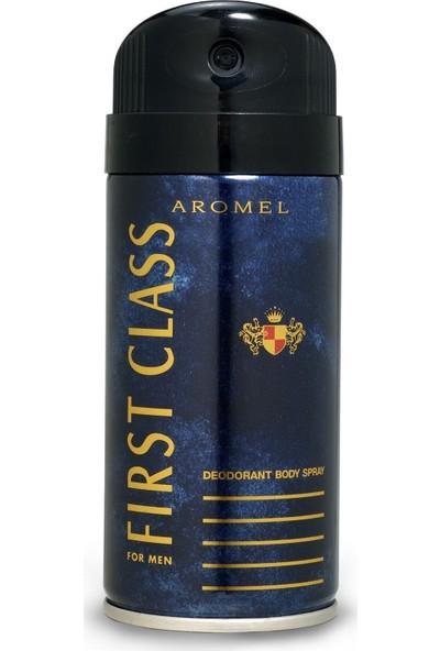 First Class Erkek Deodorant 150 ml x 4 Adet