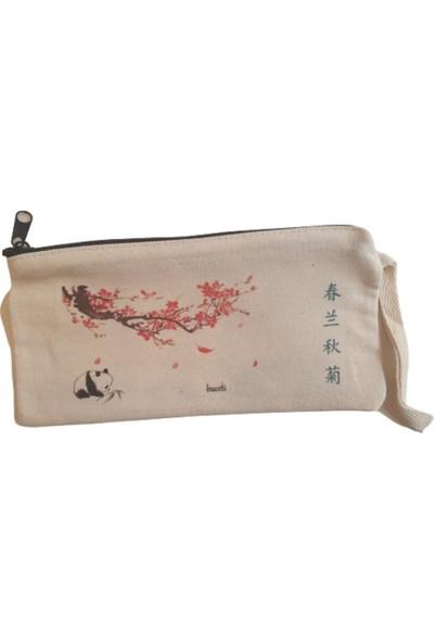 Buceti Kanvas Kalemlik 1701 - 春兰秋菊