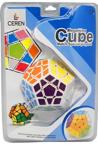 Ceren Rubik Beceri ve Sabır Küpü Beşgen