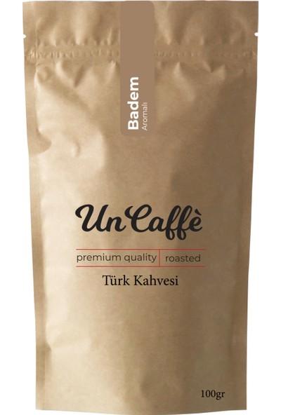 Un Caffe Badem Aromalı Türk Kahvesi 100 gr