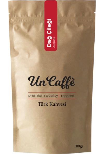 Un Caffe Dağ Çileği Aromalı Türk Kahvesi 100 gr