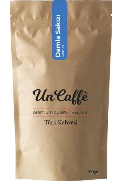 Un Caffe Damla Sakızlı Aromalı Türk Kahvesi 100 gr