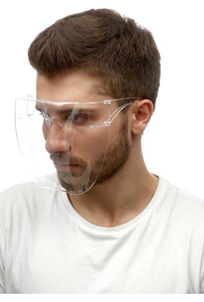 Pembe Karınca Yeni Nesil Tam Yüz Koruma -Face Shield