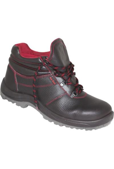 Overguard Gl 110 S2 Çelik Burunlu İş Güvenlik Ayakkabısı