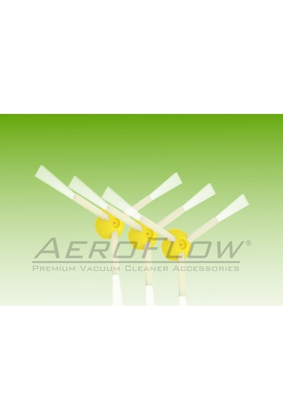 Aeroflow İ-Robot Roomba 900 Yan Fırça 3'Lü Paket