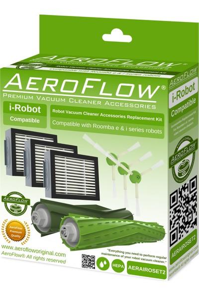 Aeroflow İ-Robot Roomba E & I Serisi Yenileme Seti